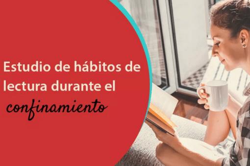 ExLibric publica un estudio sobre los hábitos de lectura en España durante el confinamiento