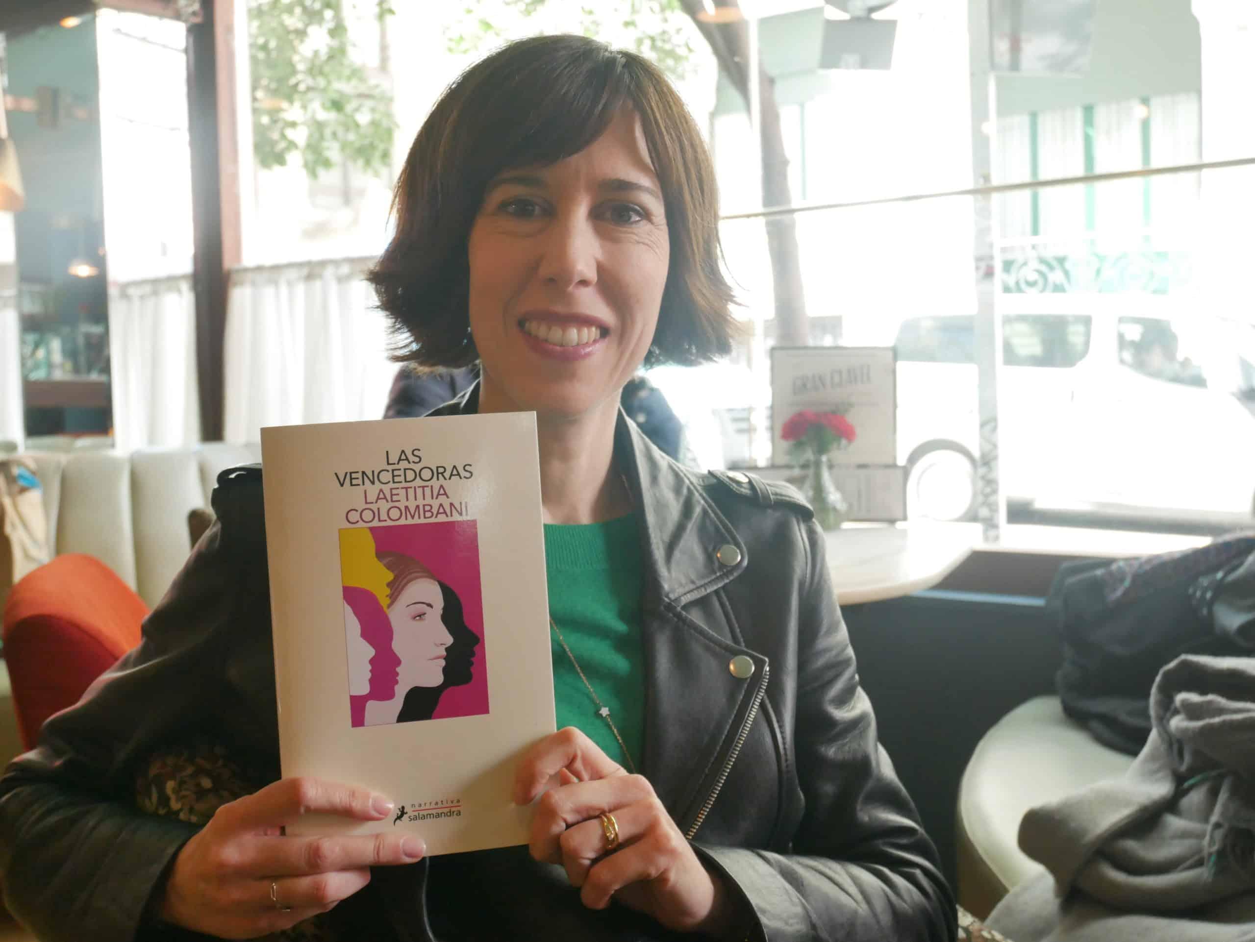 Reseña de Las vencedoras de Laetitia Colombani
