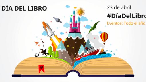 23 de abril. Día del Libro. Las novelas más vendidas