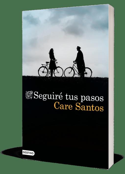 """Care Santos celebra su 25 años de escritora con """"Seguiré tus pasos"""" ¡Por fin en librerías!"""