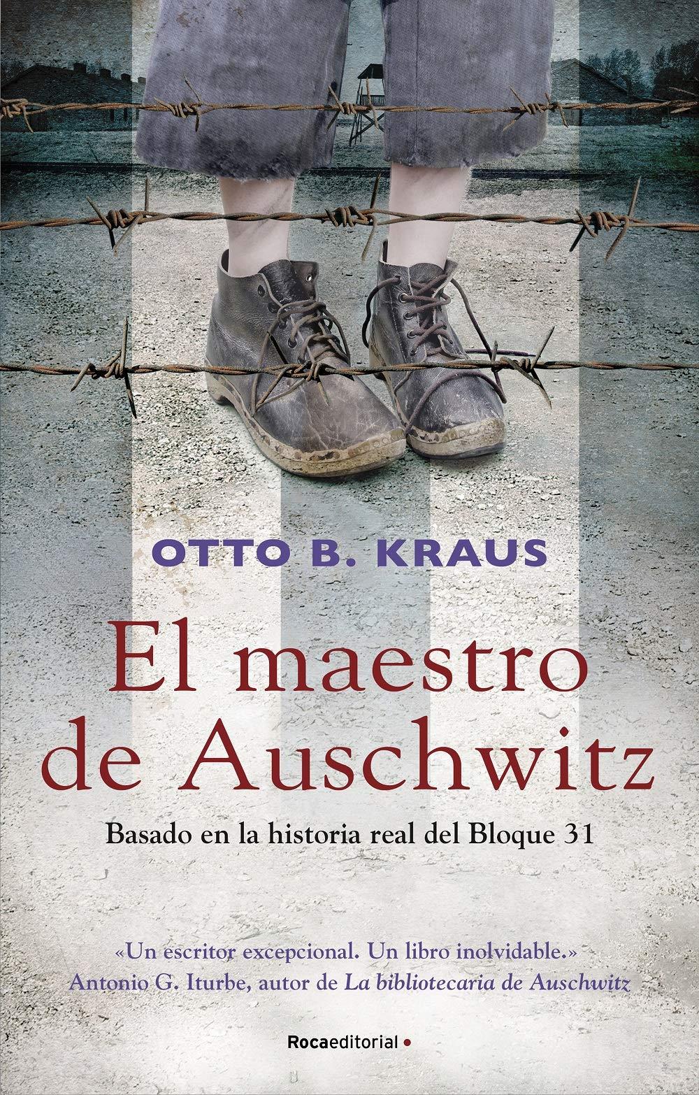 Una desgarradora novela sobre los niños de Auschwitz. Basada en la historia real de un sobreviviente.