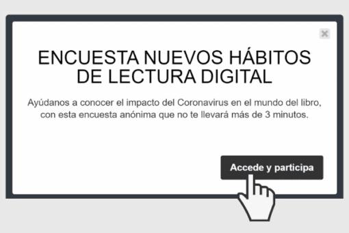 ENCUESTA NUEVOS HÁBITOS DE LECTURA DIGITAL