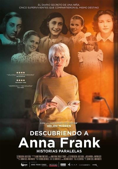 """""""DESCUBRIENDO A ANNA FRANK. HISTORIAS PARALELAS"""" SE ESTRENA ESTE VIERNES 22 DE MAYO"""
