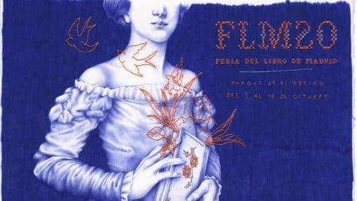 Jane Austen inspira el cartel de la Feria del Libro de Madrid de octubre