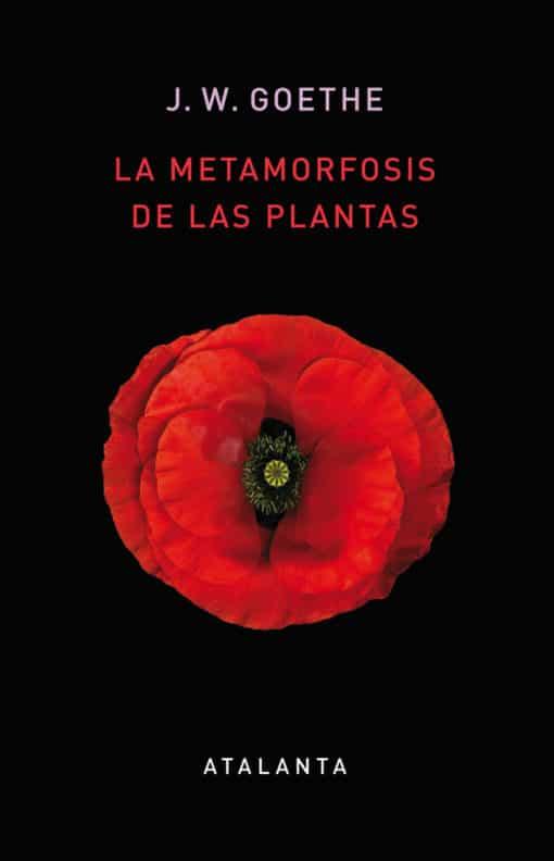 La metamorfosis de las plantas - J. W. Goethe @atalanta_ed