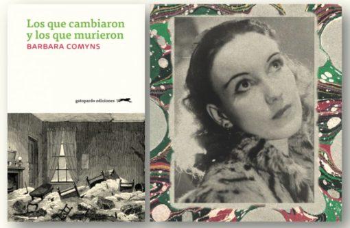 Barbara Comyns llega a las librerías con: «Los que cambiaron y los que murieron»