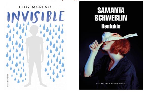 Samanta Schweblin y Eloy Moreno se alzan con los Premios Mandarache y Hache 2020. Los premios con el mayor jurado literario del mundo.