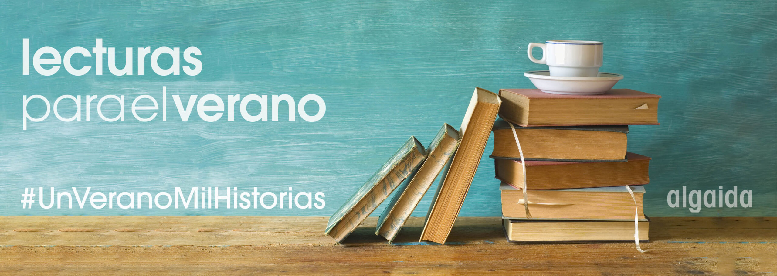 Algaida Editores os trae las mejores lecturas para este verano – Un verano mil historias