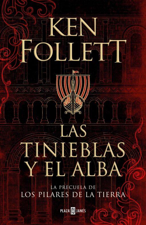 Ken Follett presenta su nueva novela, Las tinieblas y el alba, el 15 de septiembre
