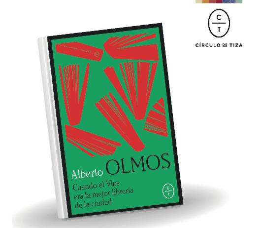 """El mejor libro del mes de julio: """"Cuando el Vips era la mejor librería de la ciudad"""""""