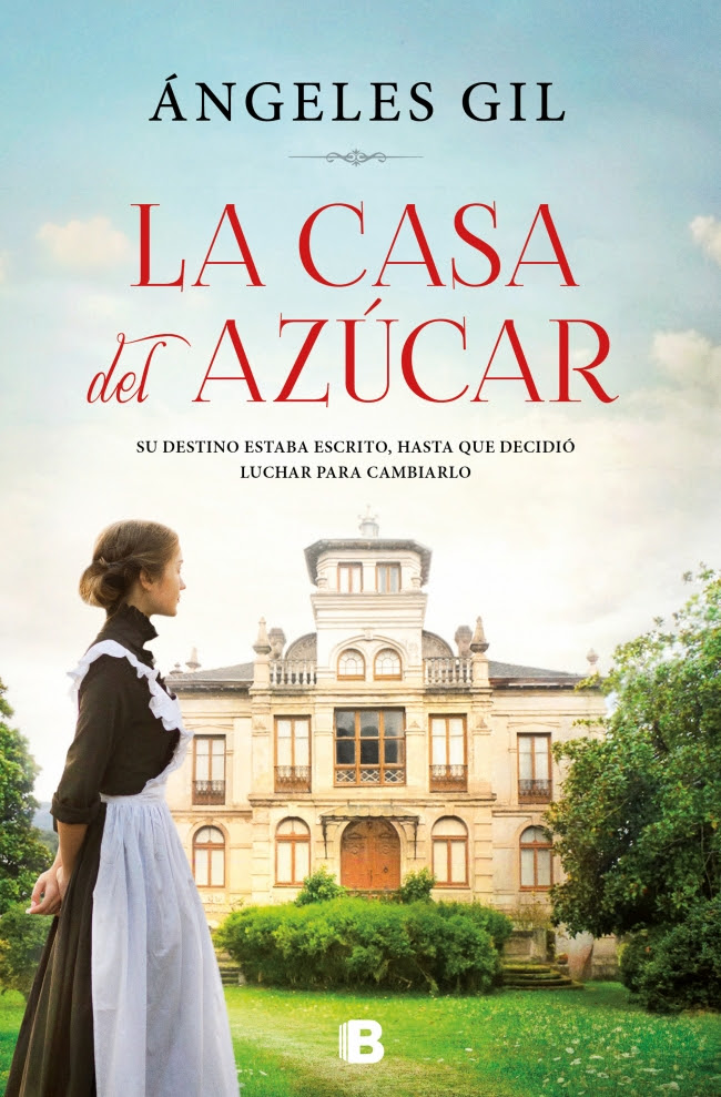 LA CASA DEL AZÚCAR de Ángeles Gil