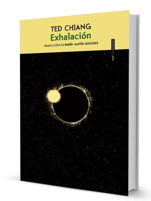 Exhalación de Ted Chiang, uno de los libros más esperados del otoño