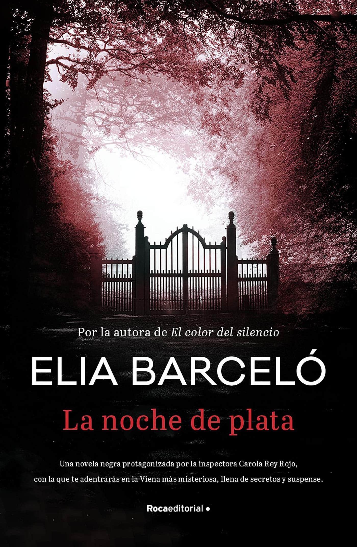 Este octubre vuelve Elia Barceló con una novela policíaca fuerte y auténtica
