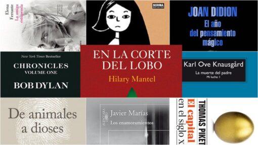 Los 100 mejores libros del siglo XXI, según The Guardian