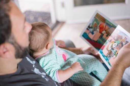 La importancia de leer en casa para fortalecer los vínculos familiares