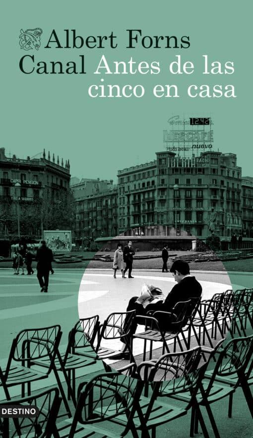 """Albert Forns presenta """"Antes de las cinco en casa"""", un homenaje al género del dietario"""