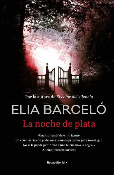 Reseña de La noche de plata de Elia Barceló