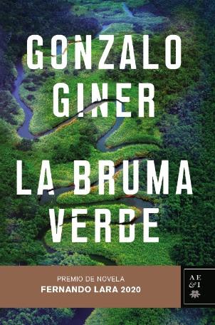 Gonzalo Giner, ganador del Premio de Novela Fernando Lara 2020