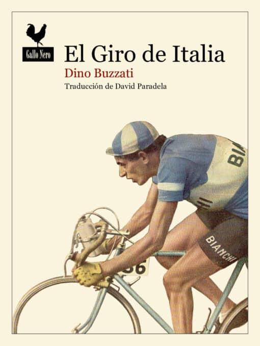 El Giro de Italia de  Dino Buzzati