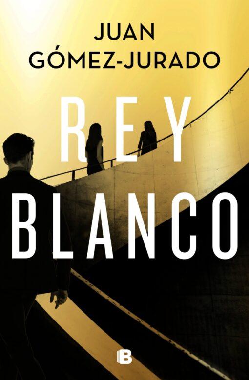 Rey Blanco, la esperada continuación de Reina Roja y Loba Negra llega a las librerías el próximo 5  de noviembre
