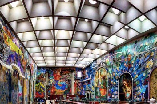 Un viaje por las mejores librerías y bibliotecas de México