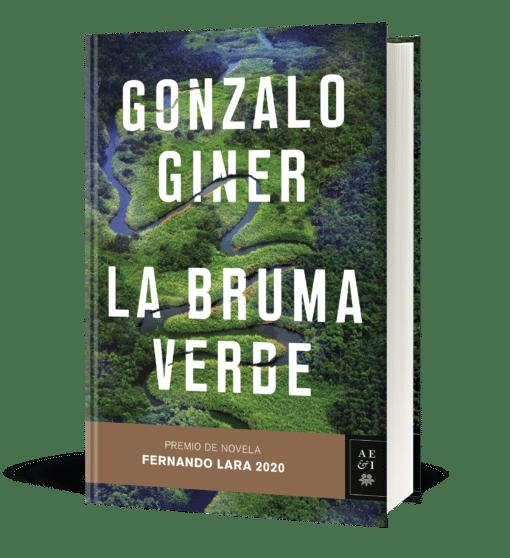 «La bruma verde» de Gonzalo Giner, una gran aventura en el corazón de África