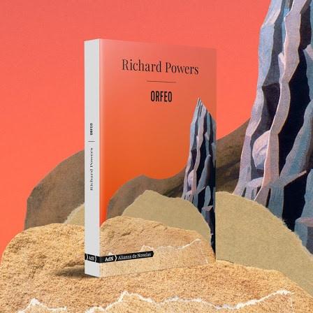 """Richard Powers, ganador del Premio Pulitzer 2019, presenta """"Orfeo"""""""