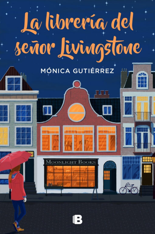 «La librería del señor Livingstone», la novela a la que acudieron los lectores durante el confin amiento