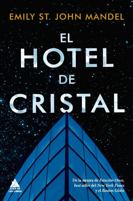El hotel de cristal  Una de las mejores novelas de 2020 según BBC Culture