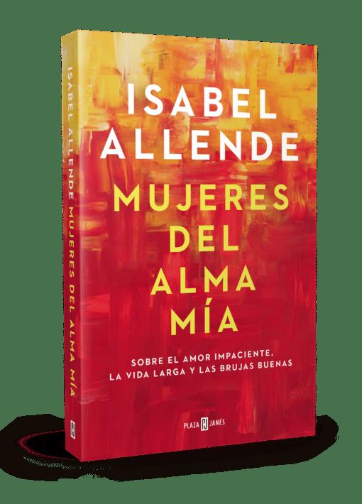 Isabel Allende presenta su nuevo libro, Mujeres del alma mía