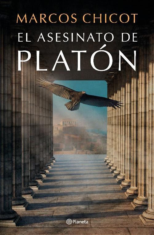 El asesinato de Platón de Marcos Chicot