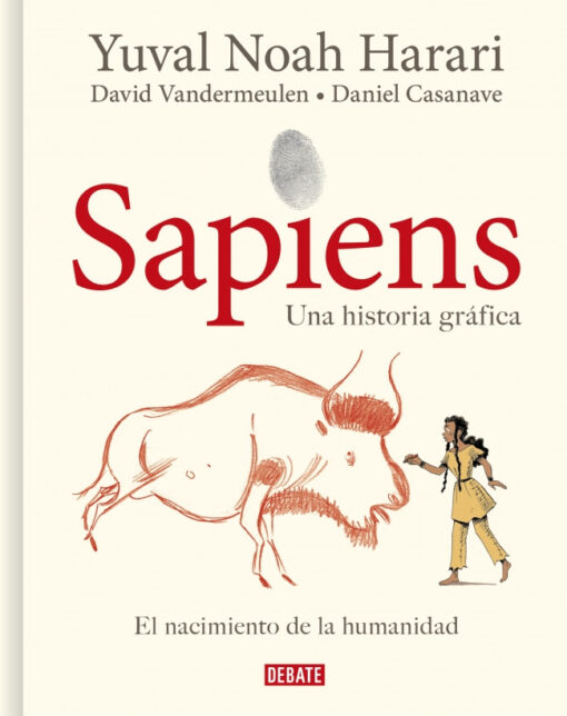 Sapiens. Una historia gráfica Lanzamiento: 22 de octubre