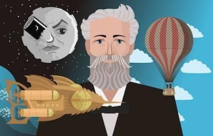 45 libros de Julio Verne para descargar gratis