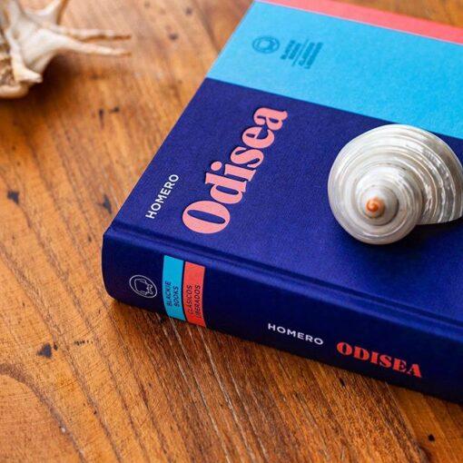 Odisea Homero en Blackie Books