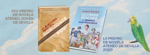 Premios de Novela Ateneo de Sevilla 2020 - Marruecos, nexo entre las dos obras galardonadas