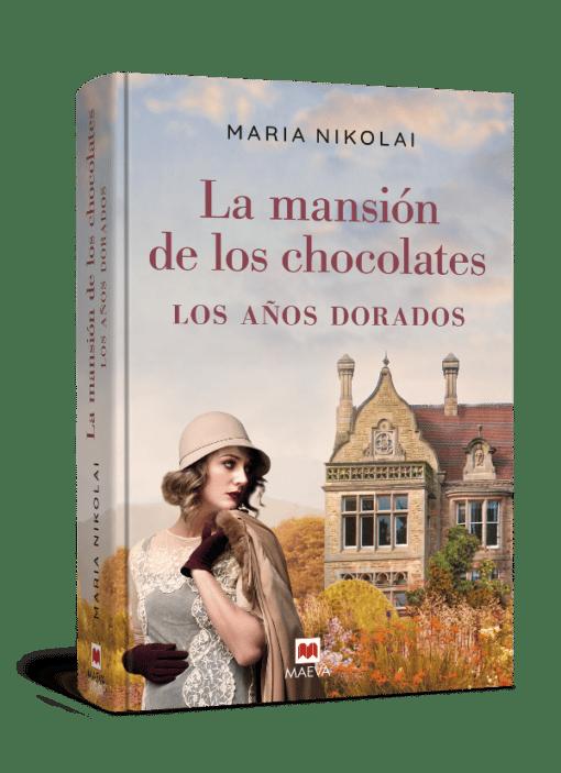 La mansión de los chocolates, una saga familiar