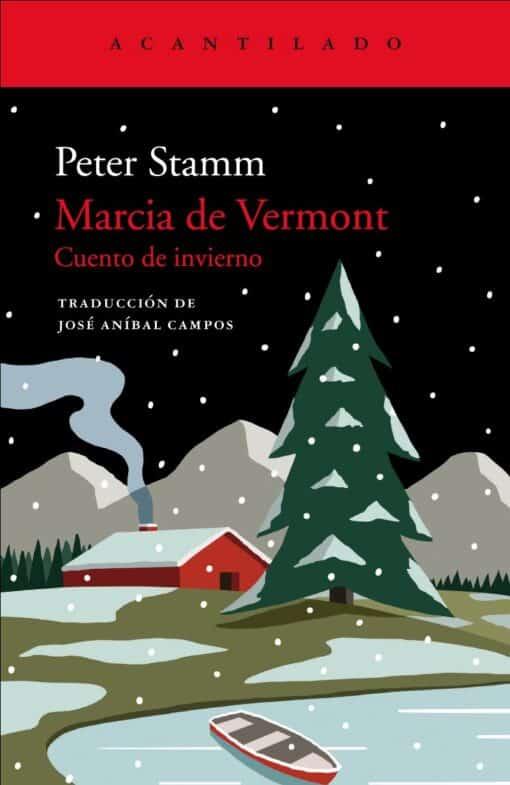 'MARCIA DE VERMONT' (PETER STAMM)