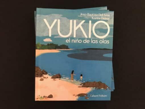 """""""Yukio"""", Jean-Baptiste del Amo"""