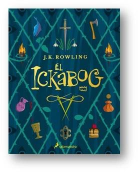 «El ickabog», el retorno de J.K. Rowling a la literatura infantil después de Harry Potter