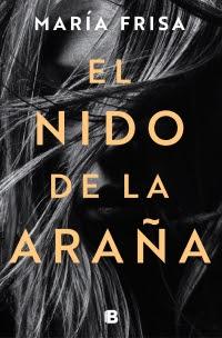 María Frisa publica El nido de la araña