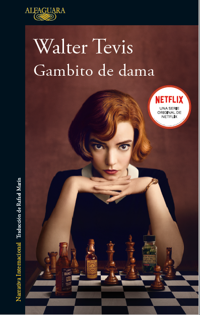 ALFAGUARA PUBLICARÁ GAMBITO DE DAMA