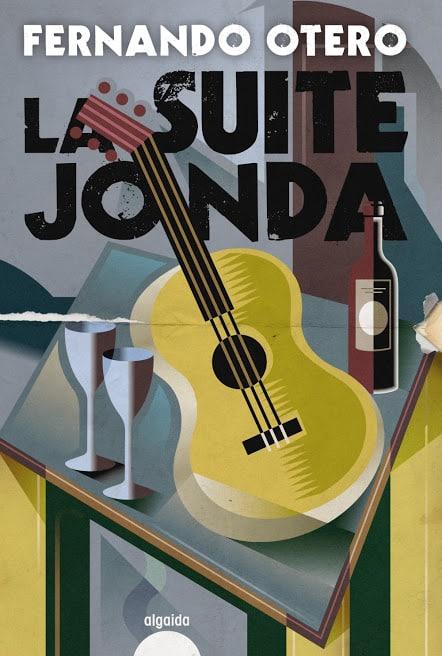Algaida Editores presenta La suite jonda, una novela flamenca de Fernando Otero
