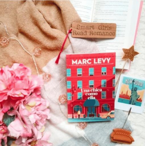 Los lectores opinan sobre 'UNA CHICA COMO ELLA', la nueva novela de Marc Levy