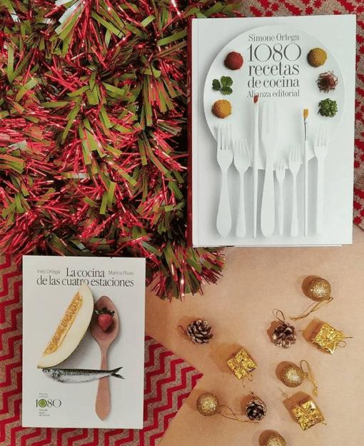 1080 recetas de cocina de Simone Ortega