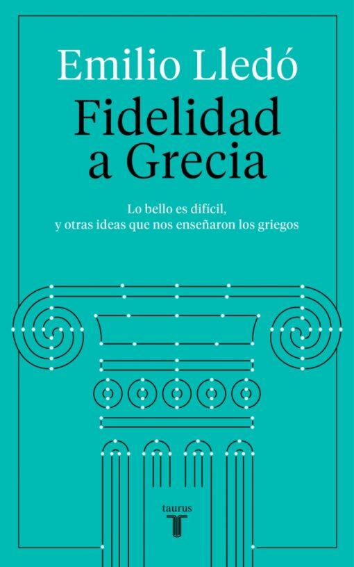 Emilio Lledó: Fidelidad a Grecia