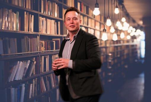 El hombre más rico del mundo te recomienda leer estos 10 libro: la lista de Elon Musk