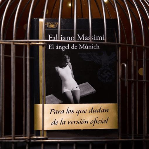 El ángel de Munich de Fabiano Massimi