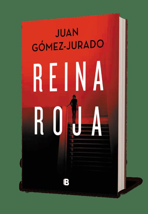 Reina Roja, de Juan Gómez-Jurado, el libro más vendido del año en España por segundo año consecutivo