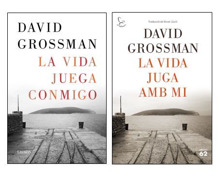 La vida juega conmigo, la nueva novela de David Grossman