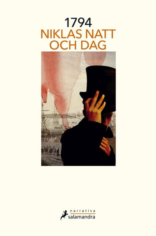 El jueves 4 de marzo saldrá por fin a la venta 1794, del autor sueco bestseller Niklas Natt och Dag